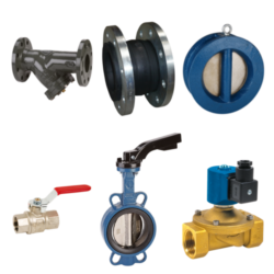 Industrijski ventili, fitingi in armature