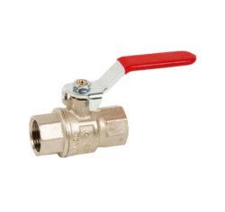 Kroglični ventil z ročico
