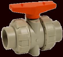 Kroglični ventil PP