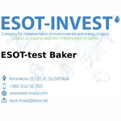 ESOT test Baker