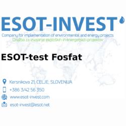 ESOT test Fosfat